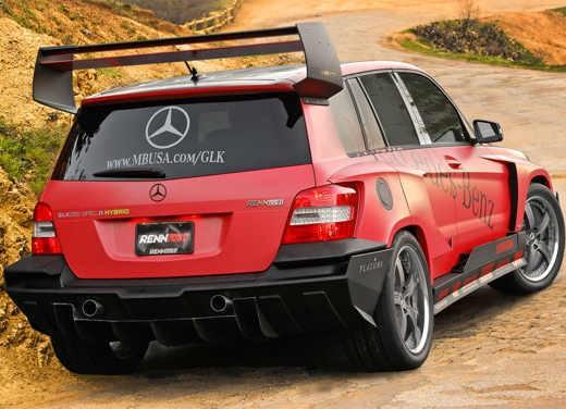 Mercedes GLK by RENNTech - Foto 11 di 14