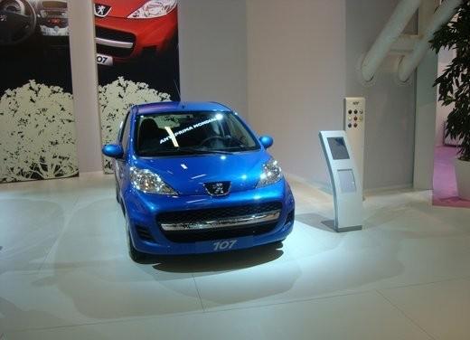 Nuova Peugeot 107