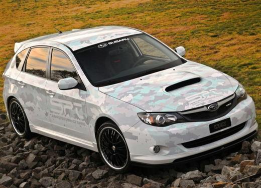 Subaru Impreza WRX by SPT - Foto 2 di 5