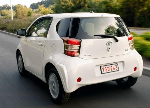 Toyota iQ – Test Drive - Foto 14 di 28