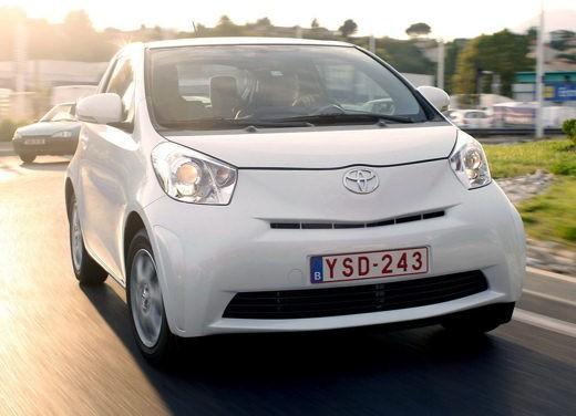 Toyota iQ – Test Drive - Foto 17 di 28