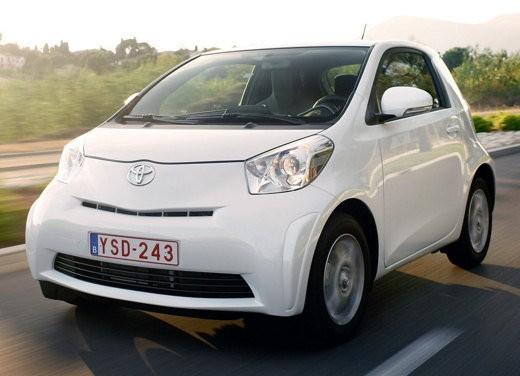 Toyota iQ – Test Drive - Foto 18 di 28