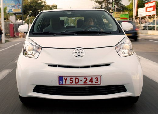 Toyota iQ – Test Drive - Foto 19 di 28
