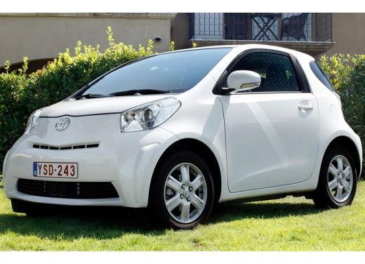Toyota iQ – Test Drive - Foto 22 di 28