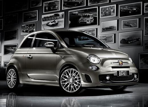 Fiat 500 Abarth Da 0 a 100 - Foto 2 di 9