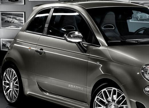 Fiat 500 Abarth Da 0 a 100 - Foto 5 di 9