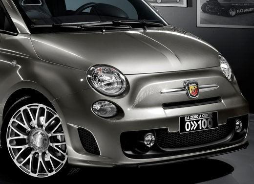Fiat 500 Abarth Da 0 a 100 - Foto 6 di 9