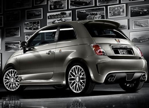 Fiat 500 Abarth Da 0 a 100 - Foto 7 di 9