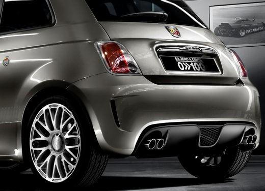 Fiat 500 Abarth Da 0 a 100 - Foto 8 di 9