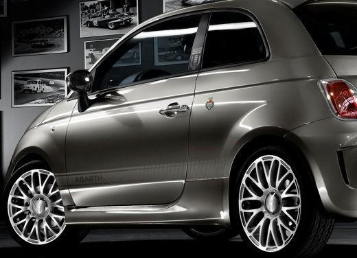 Fiat 500 Abarth Da 0 a 100 - Foto 9 di 9