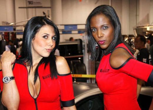 SEMA 2008 Girls