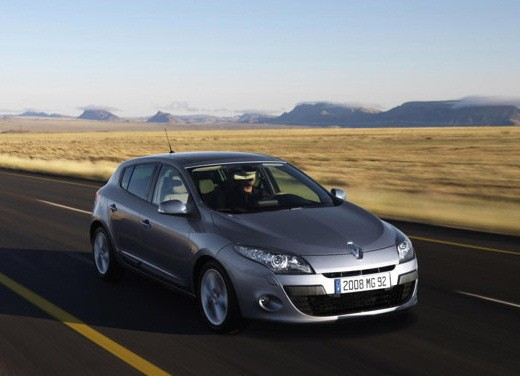 Nuova Renault Megane - Test Drive Report