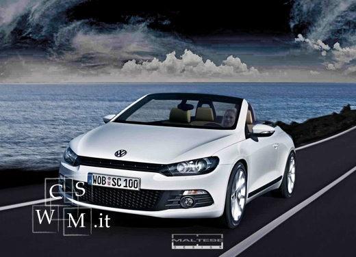 Volkswagen Scirocco Cabriolet - Foto 2 di 9