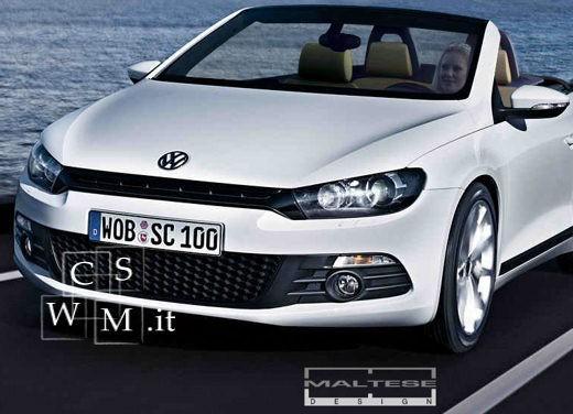Volkswagen Scirocco Cabriolet - Foto 3 di 9