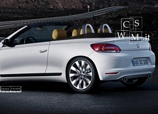 Volkswagen Scirocco Cabriolet - Foto 5 di 9
