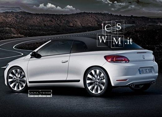 Volkswagen Scirocco Cabriolet - Foto 6 di 9