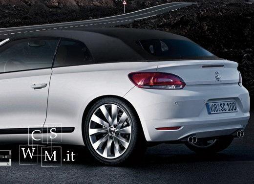 Volkswagen Scirocco Cabriolet - Foto 7 di 9