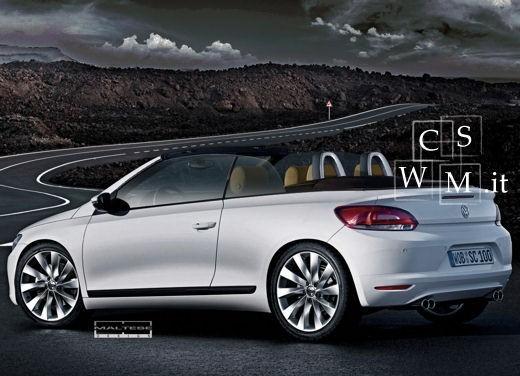 Volkswagen Scirocco Cabriolet - Foto 8 di 9