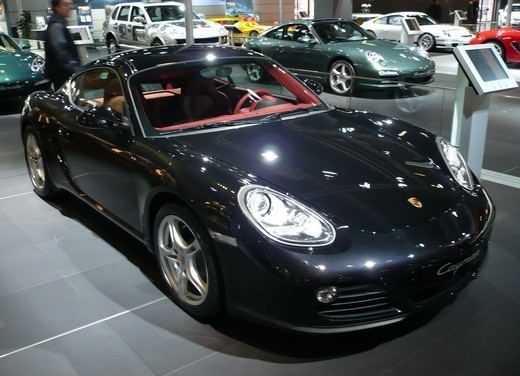 Nuova Porsche Cayman - Foto 1 di 19