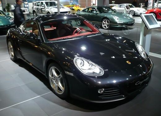Nuova Porsche Cayman - Foto 19 di 19
