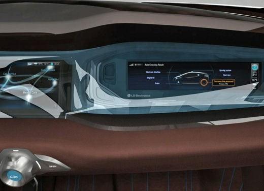 Hyundai HED-5 i-Mode concept - Foto 2 di 13