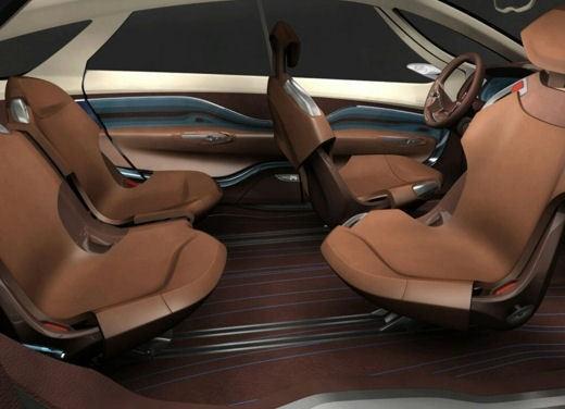 Hyundai HED-5 i-Mode concept - Foto 4 di 13