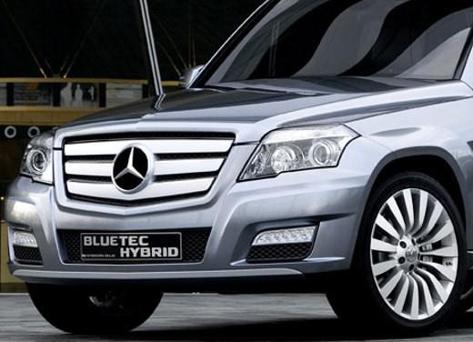 Mercedes GLK Hybrid - Foto 6 di 9