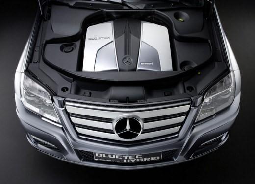 Mercedes GLK Hybrid - Foto 7 di 9
