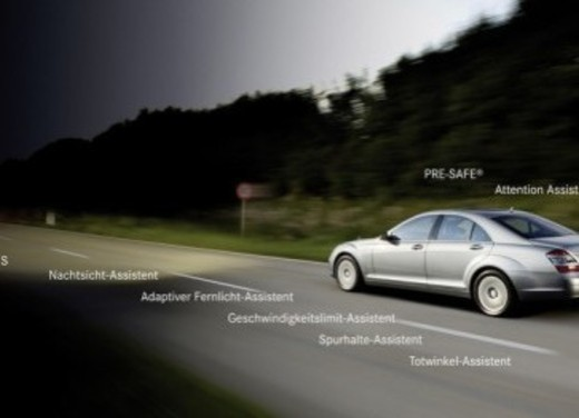 Mercedes TecDay Real Life Safety - Foto 13 di 14