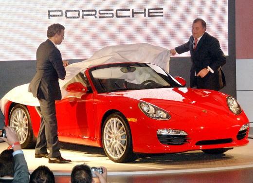 Porsche al Motor Show di Bologna 2008 - Foto 4 di 30
