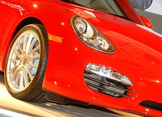 Porsche al Motor Show di Bologna 2008 - Foto 6 di 30