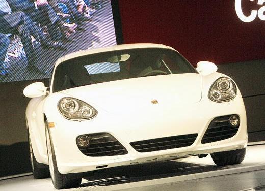 Porsche al Motor Show di Bologna 2008 - Foto 8 di 30