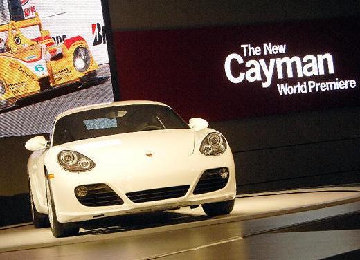 Porsche al Motor Show di Bologna 2008 - Foto 10 di 30