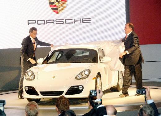 Porsche al Motor Show di Bologna 2008 - Foto 11 di 30