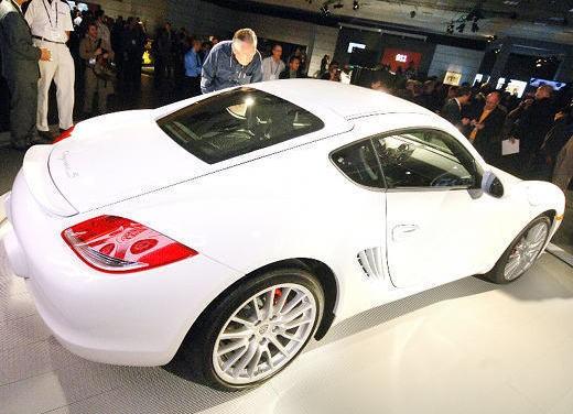 Porsche al Motor Show di Bologna 2008 - Foto 15 di 30