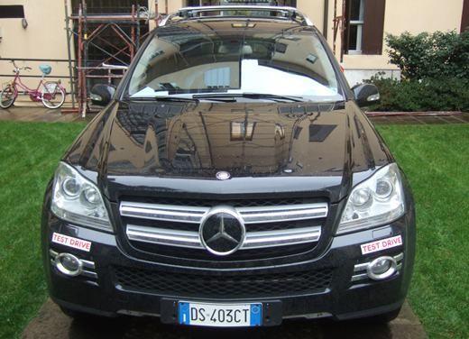 Mercedes GL 420 CDI – Long Test Drive - Foto 13 di 14