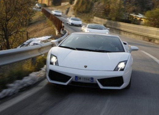 Lamborghini Gallardo LP 560-4 – Test Drive - Foto 4 di 22
