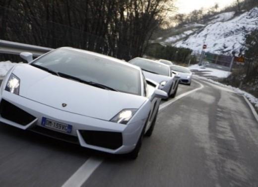 Lamborghini Gallardo LP 560-4 – Test Drive - Foto 5 di 22