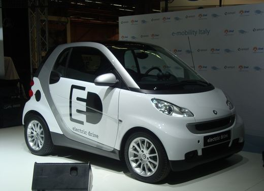 Motor Show Bologna 2008  – Eco Concept - Foto 75 di 82