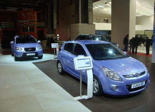 Motor Show Bologna 2008  – Eco Concept - Foto 62 di 82