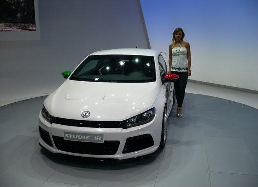 Volkswagen Scirocco Study R - Foto 4 di 8