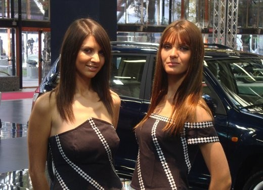 Motor Show Bologna 2008  – Girls