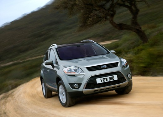 Promozione Ford per Kuga Plus 2WD 2.0 TDCi 140CV offerta a luglio 2012 con 6.000 euro di sconto a 22.500€