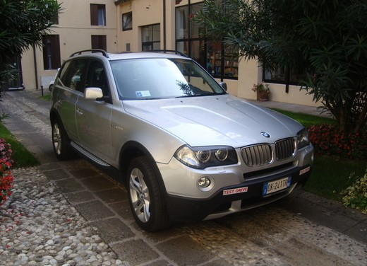 BMW X3 – Long Test Drive a bordo del SUV compatto di Monaco - Foto 2 di 15