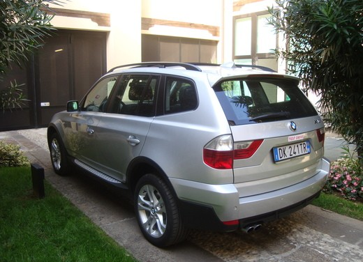 BMW X3 – Long Test Drive a bordo del SUV compatto di Monaco - Foto 3 di 15