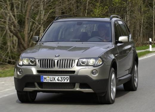 BMW X3 – Long Test Drive a bordo del SUV compatto di Monaco - Foto 6 di 15