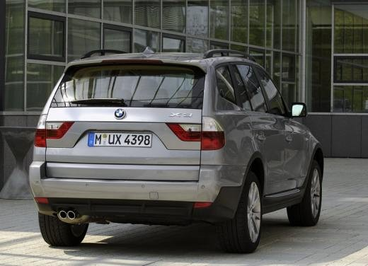 BMW X3 – Long Test Drive a bordo del SUV compatto di Monaco - Foto 7 di 15
