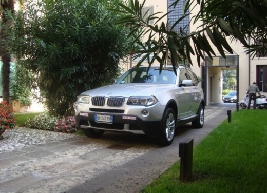BMW X3 – Long Test Drive a bordo del SUV compatto di Monaco - Foto 13 di 15