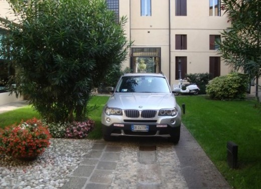 BMW X3 – Long Test Drive a bordo del SUV compatto di Monaco - Foto 14 di 15