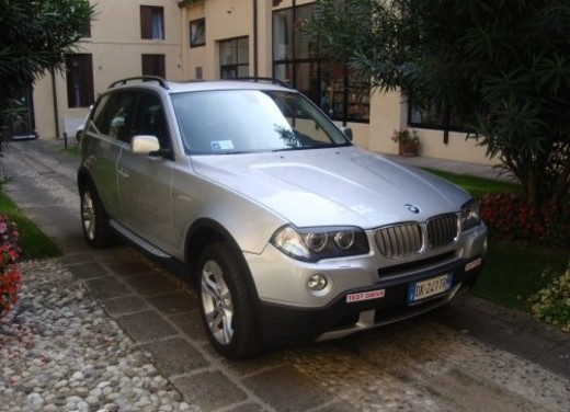 BMW X3 – Long Test Drive a bordo del SUV compatto di Monaco - Foto 15 di 15